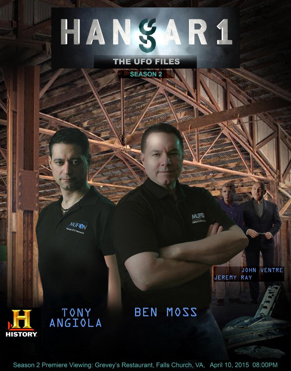 Hangar 1 Poster