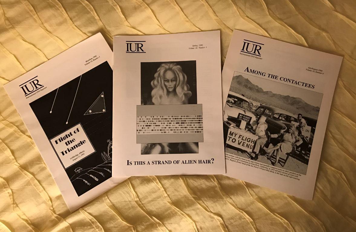 IUR publications for sale