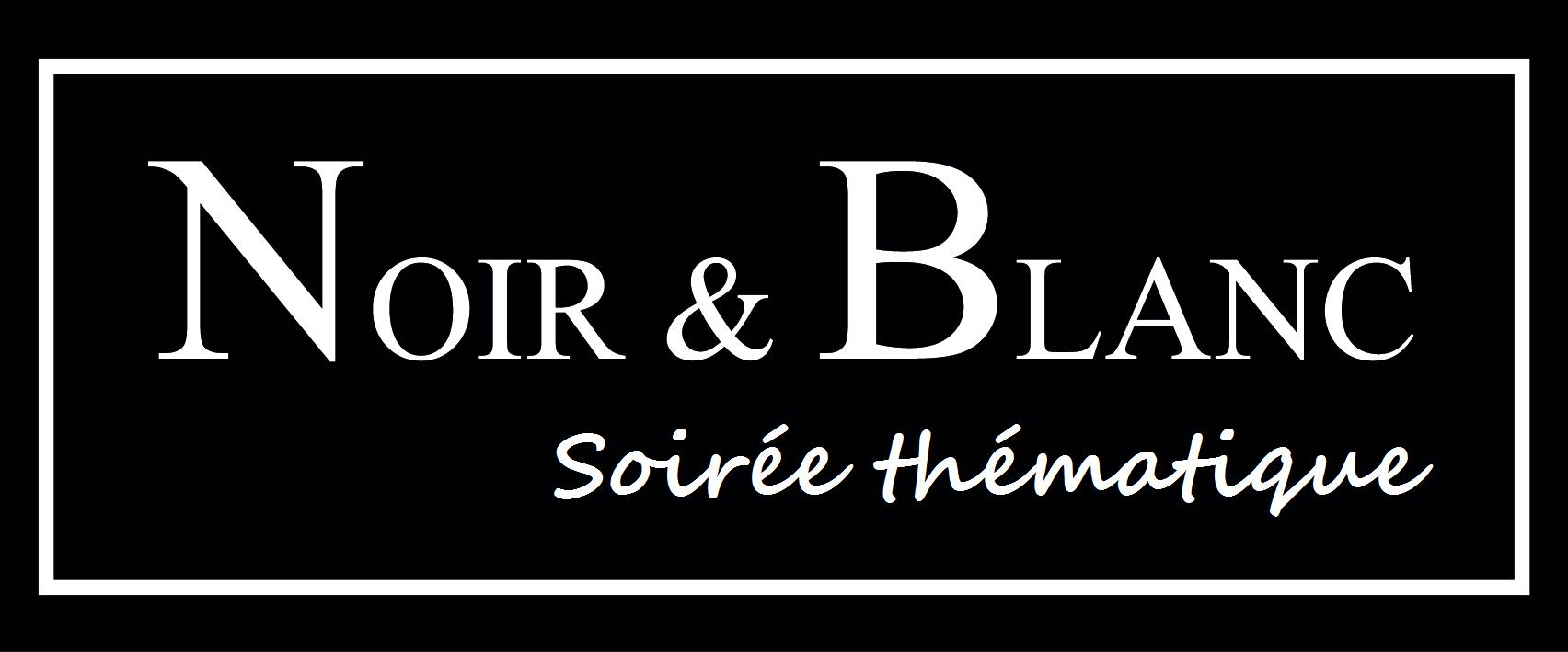 Blanc Noir Theme Block