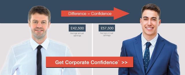Get Corporate Confidence