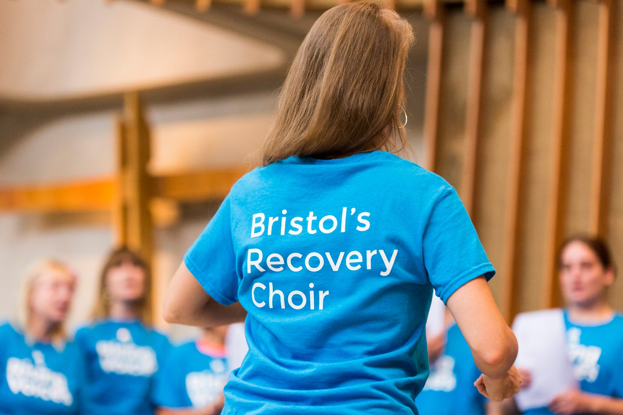 Rising Voices Recovery Choir