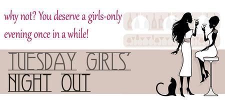 Tuesday Girls' Night Out FREE Chocolate Martini Shot & And A...