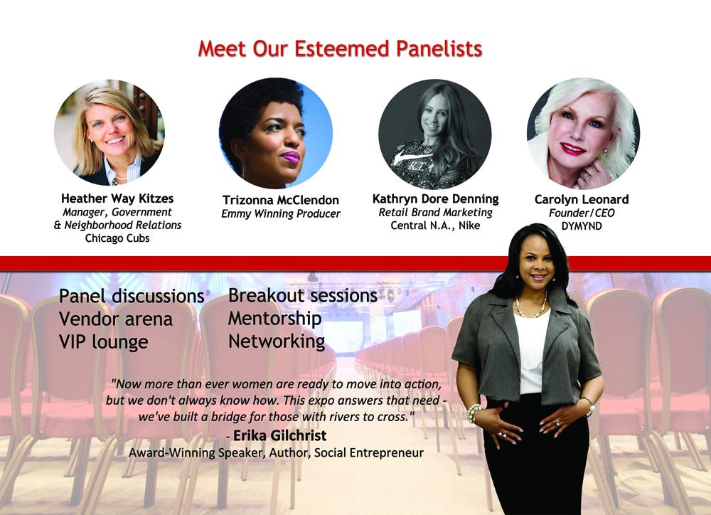 Panelists WTF Expo 2018