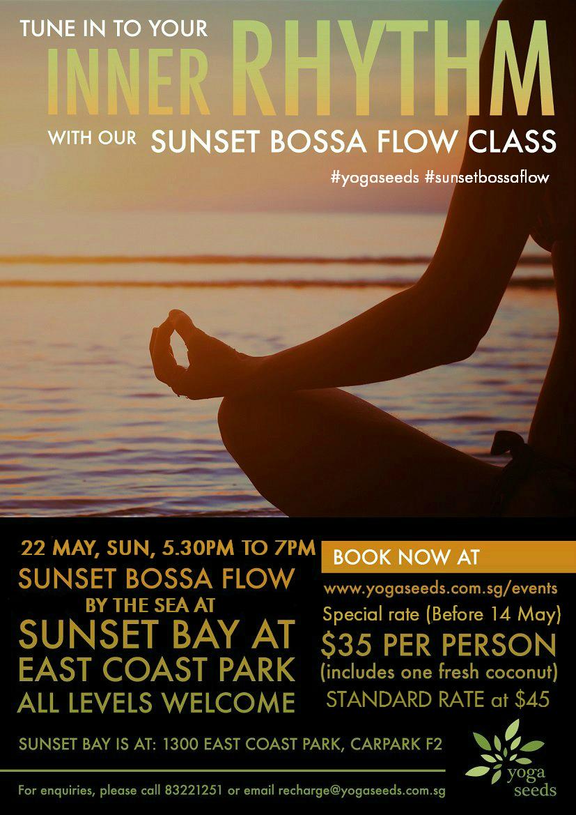 Sunset Bossa Flow 22 May 2016