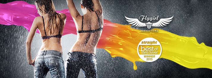 Flygirl Hershe Bar Voted Best Lesbian Parties Vancouver BC Canada