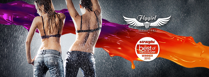 Flygirl Productions Hershe Bar Best LGBTQ Parties Vancouver BC Canada