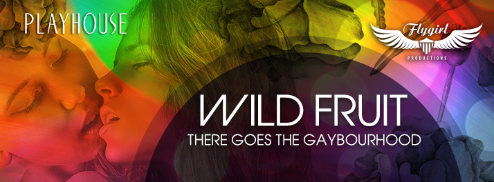Flygirl Wild Fruit Vancouver Pride 2016 Canada BC Lesbian LGBTQ Party Davie Street
