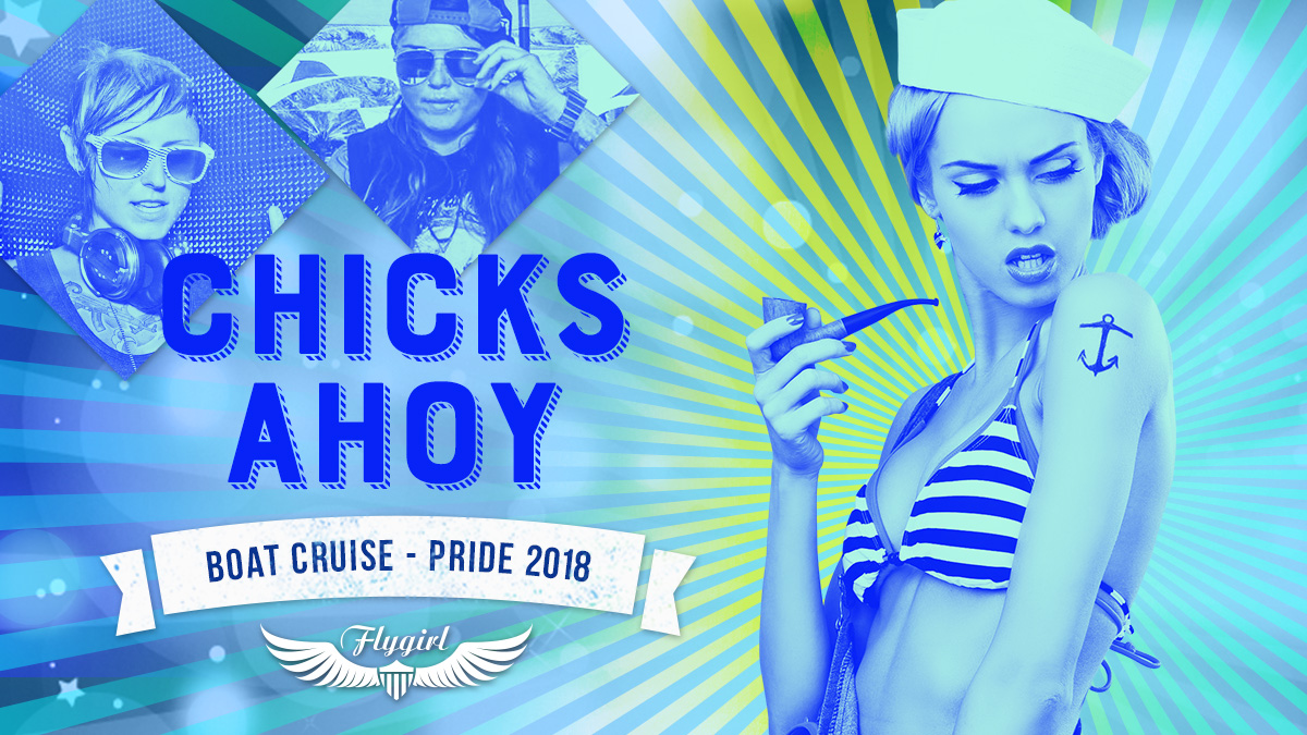 Lesbian Queer Pride Boat Cruise Vancouver BC Canada