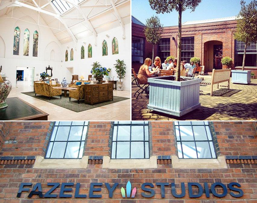 Glug Birmingham - Fazeley Studios