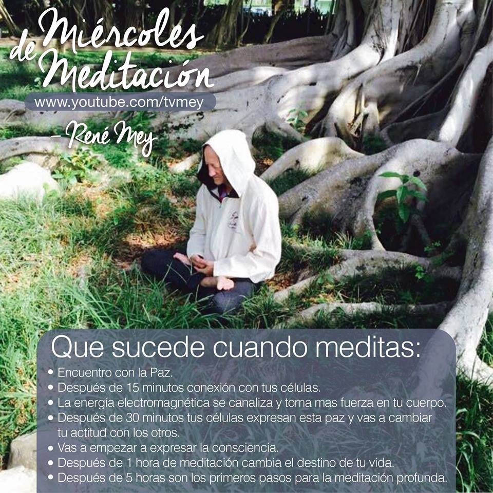 Meditacion Rene Mey