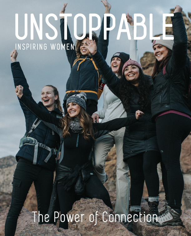 Unstoppable 2018 Magazine Cover