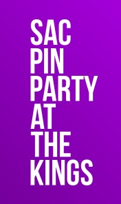 Sacramento Kings Basketball Pinterest Party