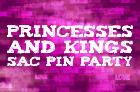 Sacramento Kings Princesses and Kings Pinterest Party