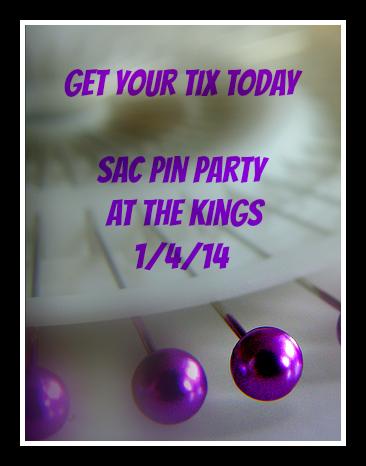 Sacramento Pinterest Party at the Kings Sleep Train Arena jan 4 2014