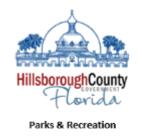 Hillsborough County Parks and Rec logo