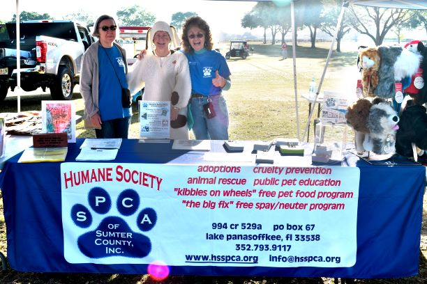 HS SPCA Table 2018