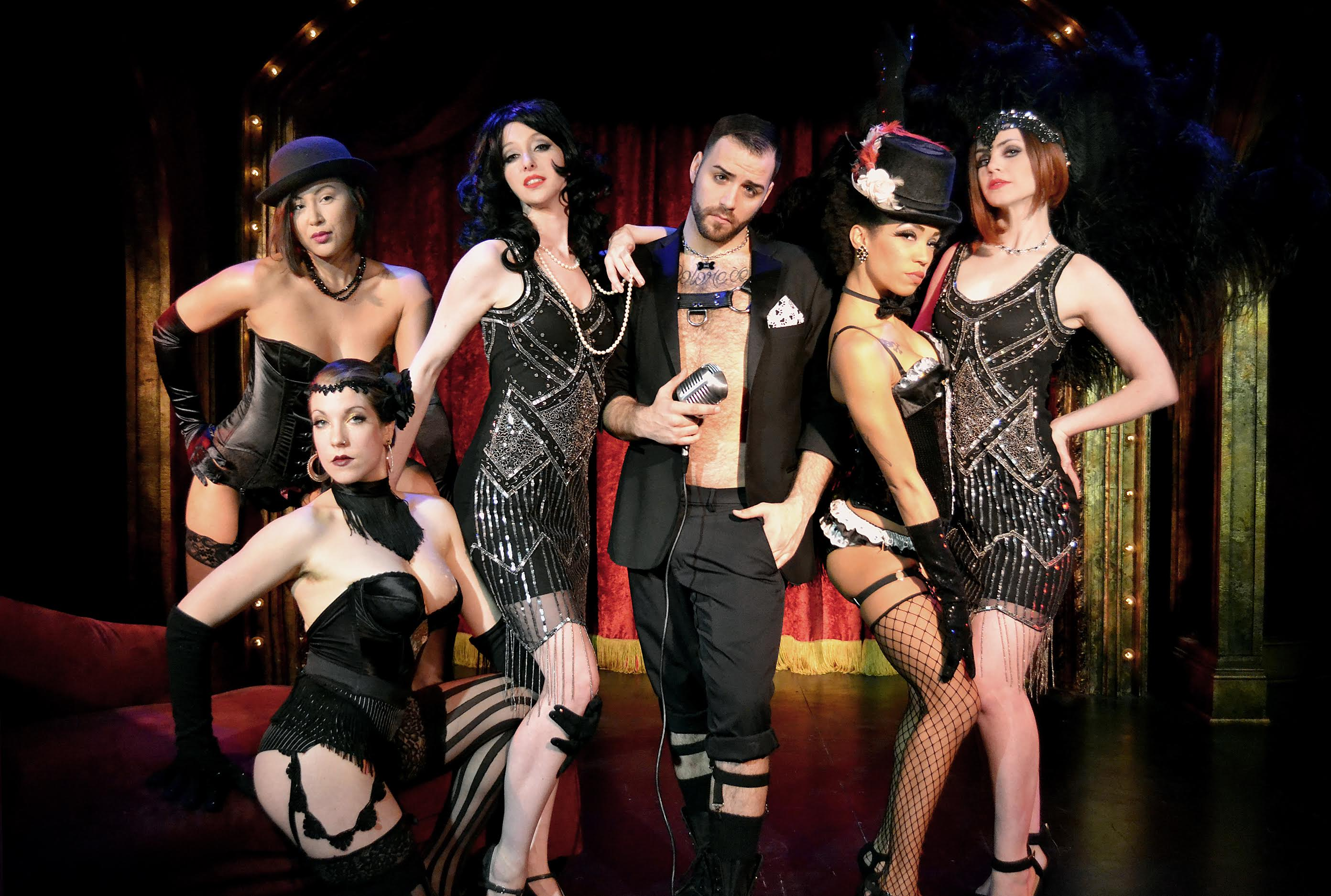 how to plan a cabaret party