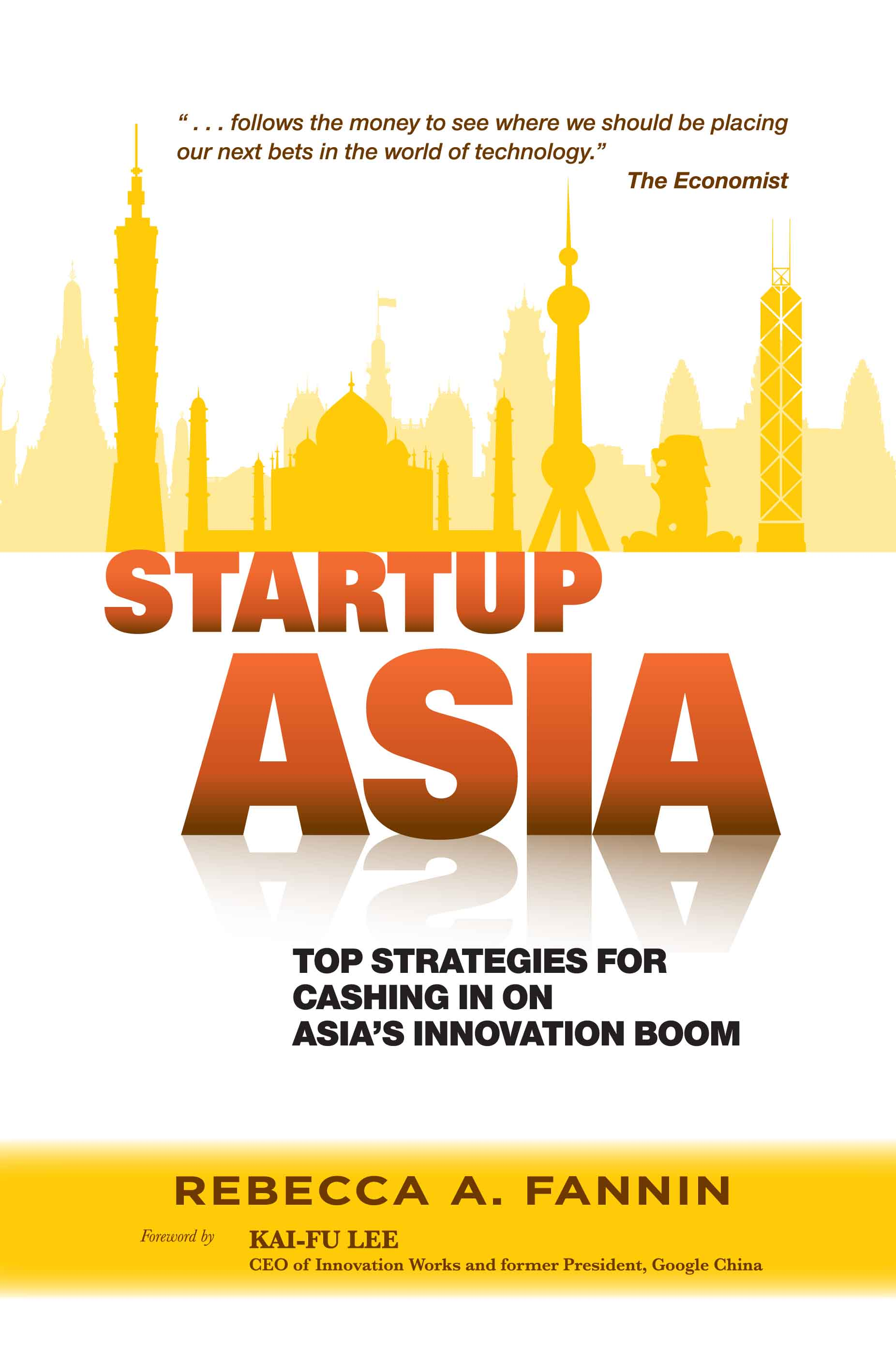 Startup Asia book cover