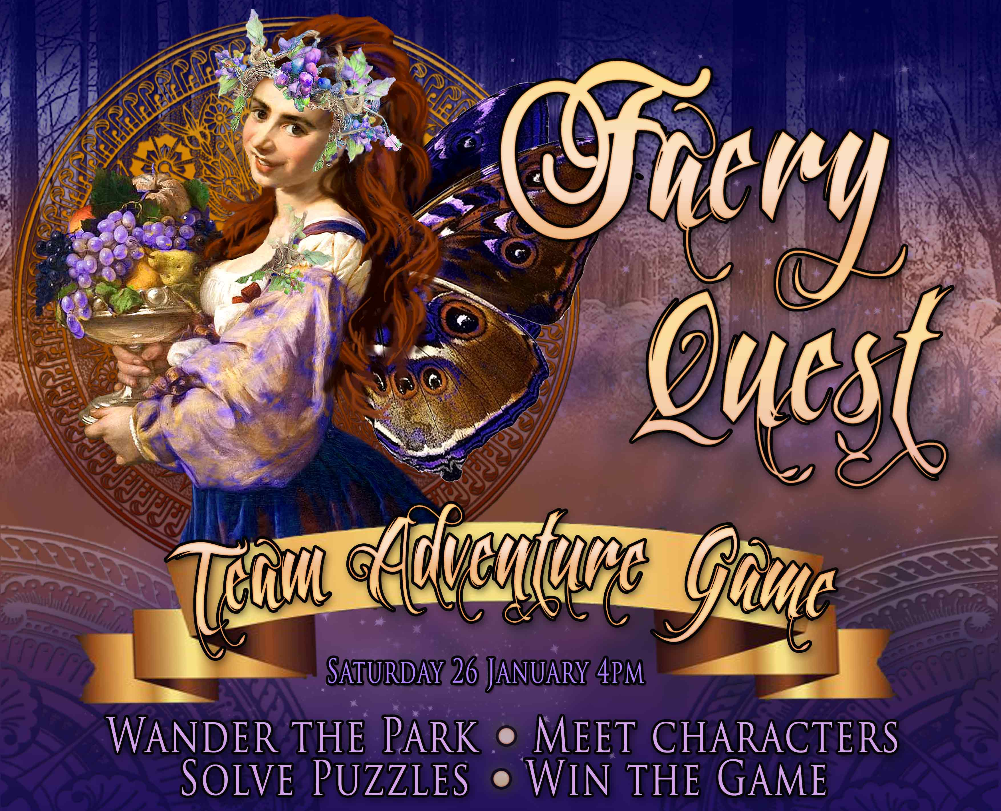 Faery Quest 2019