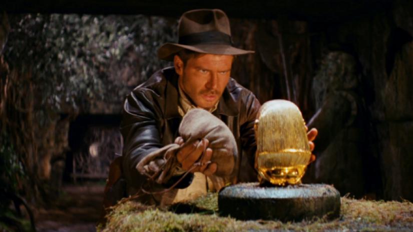 Zanzara - Indiana Jones and the Golden Idol
