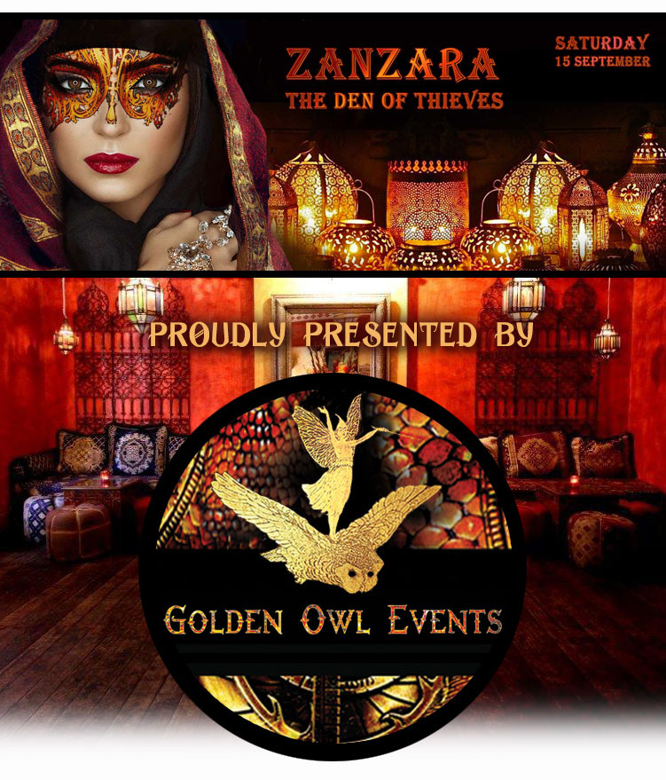 Proudly Presented by Golden Owl Events