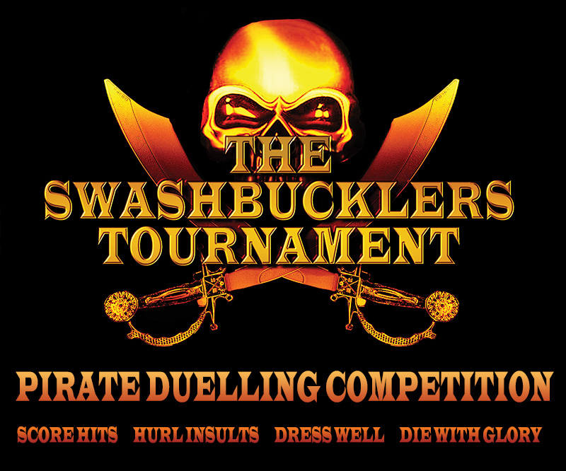 Swashbucklers Tournament poster