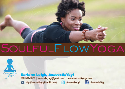 Soulful Flow Spring Starts March 11, 2013
