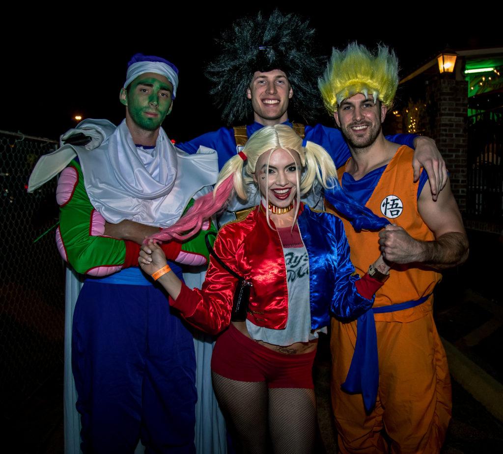 The Resurrection II- Baton Rouge's Biggest Halloween Block Party ...