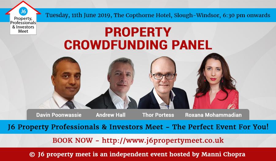 J6 Crowdfunding Panel