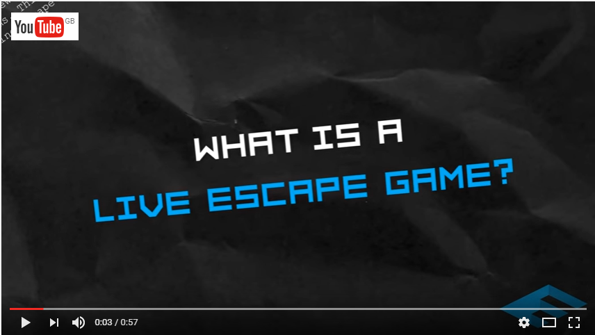 Escape Rooms Video