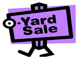 Yard Sale to Benefit Local Charities