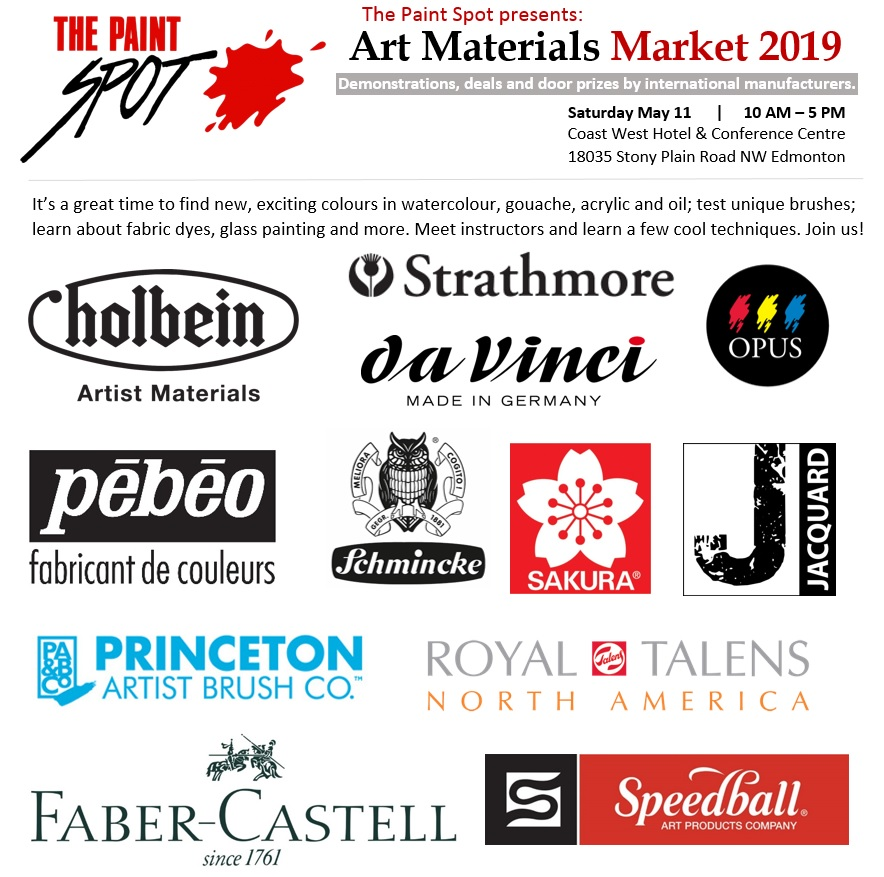 Art Materials Tradeshow 2019