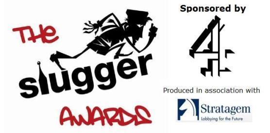 Slugger Awards 2011