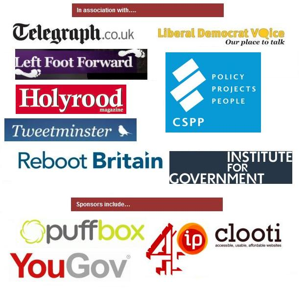 Political innovation sponsors
