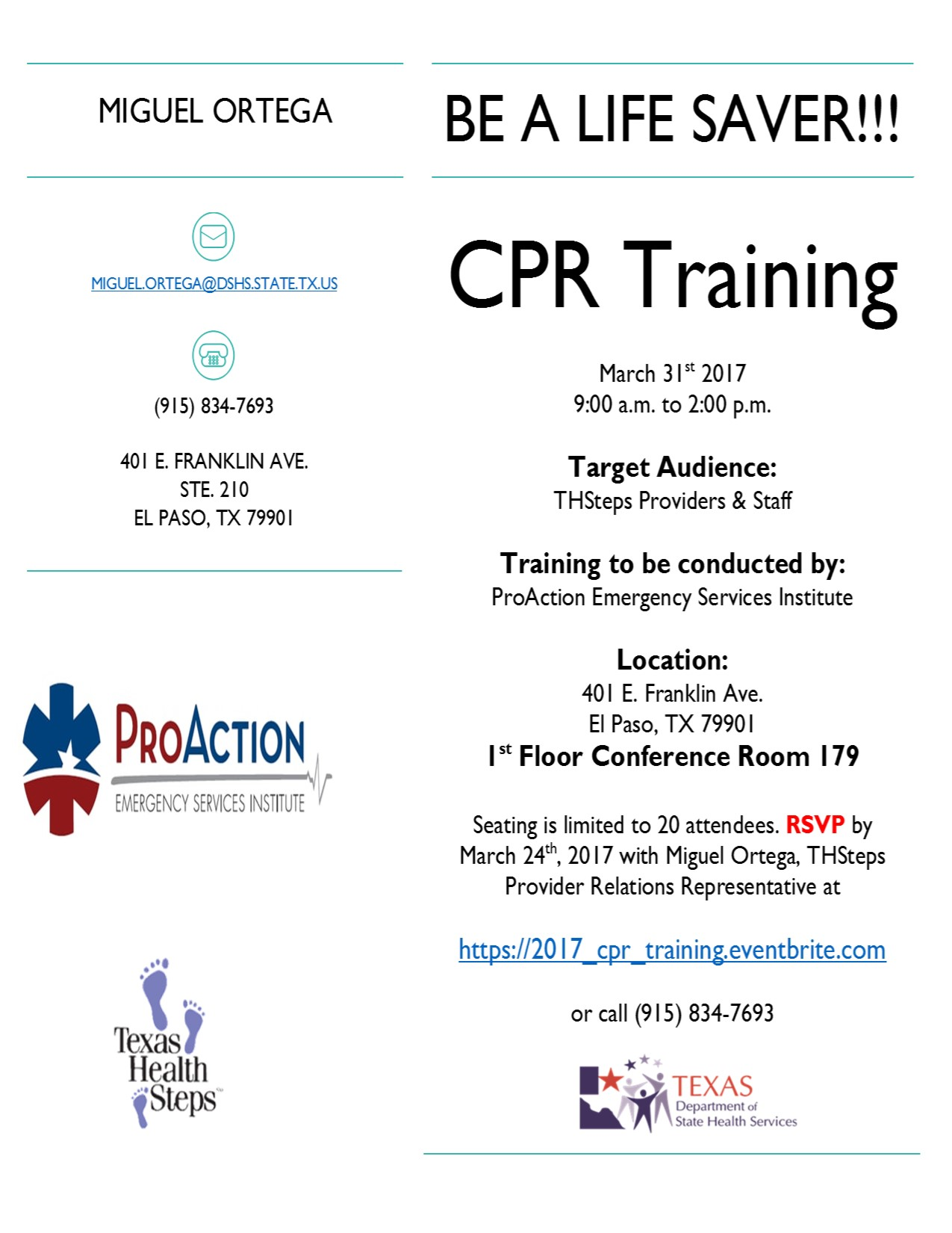 Cpr training tickets fri mar 31 2017 at 900 am eventbrite tags things to do in el paso tx class health 1betcityfo Image collections