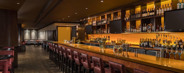 JW Marriott Bar Lounge