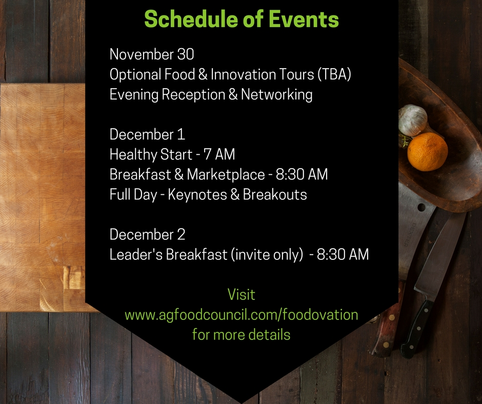 Foodovation Overview