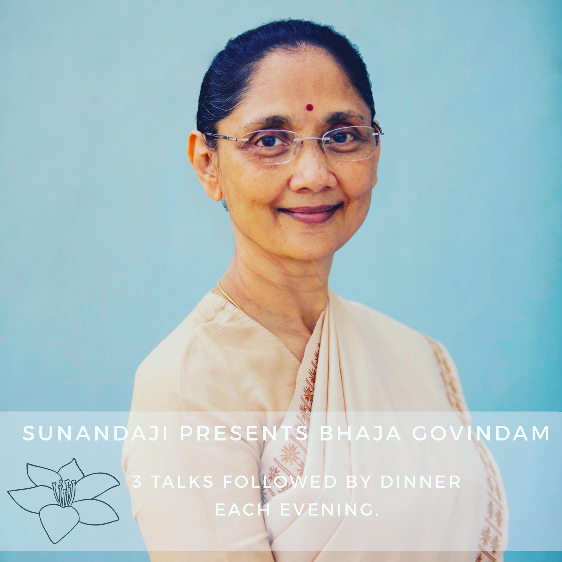 Sunandaji in Sugar Land 2019
