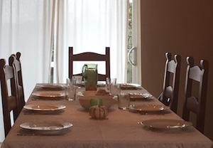 Jen's Set Table