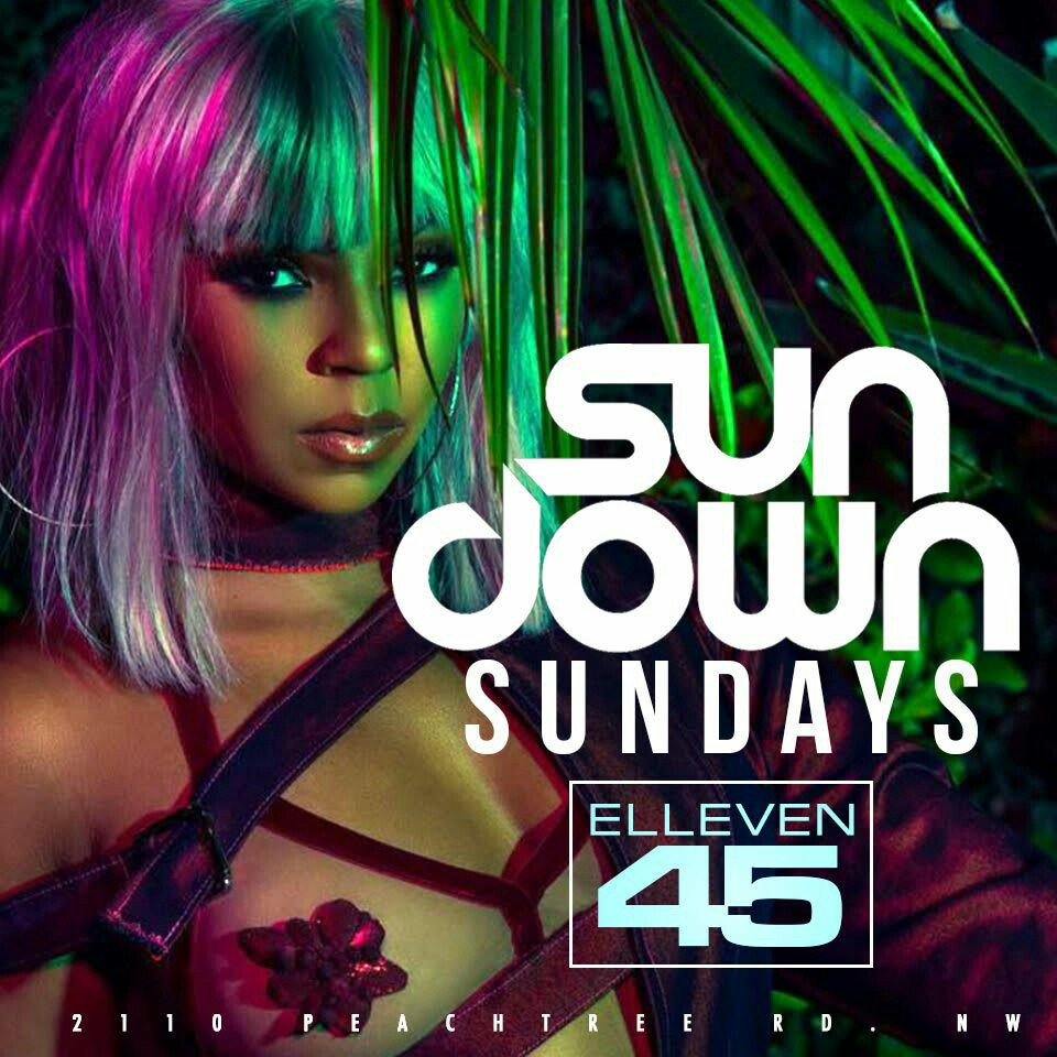 Sun Down Sundays Flyer