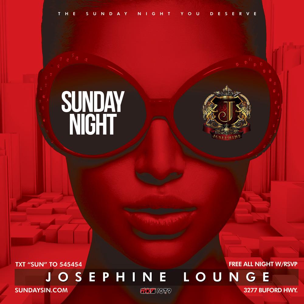 Josephine Lounge Flyer #1