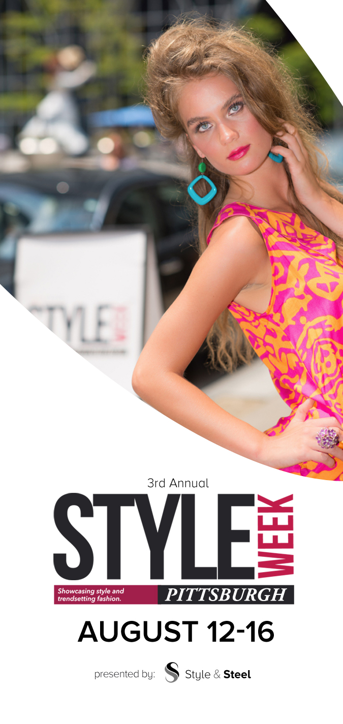 The 3rd Annual Style Week Pittsburgh Tickets Pittsburgh