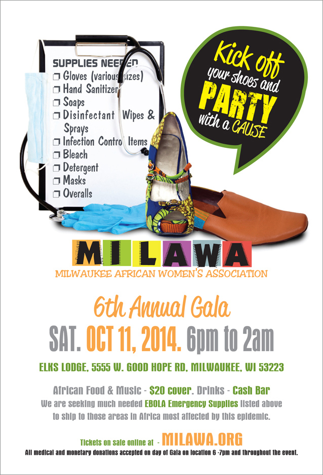 MILAWA Event Flyer
