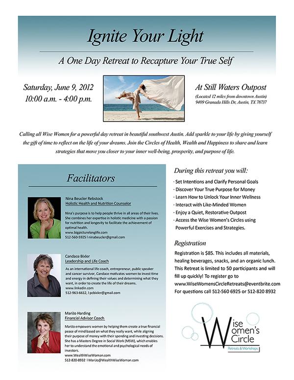 Wise Women's Circle Retreat