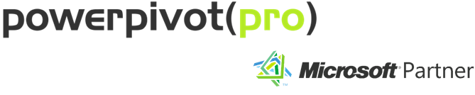 PowerPivotPro: Microsoft Power BI Partner