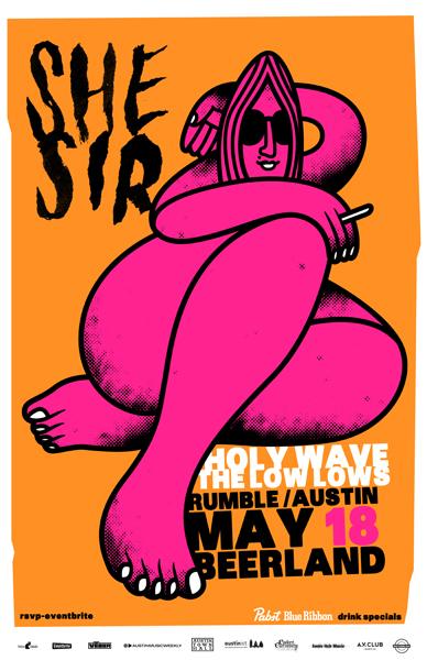 Rumble Austin May