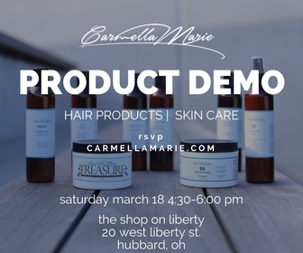 carmella marie product demonstration day