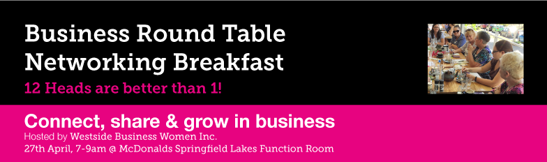 Business Round Table Networking Event, Springfield