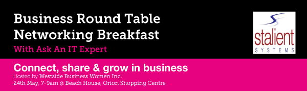 Business Round Table Event with ask an expert in IT