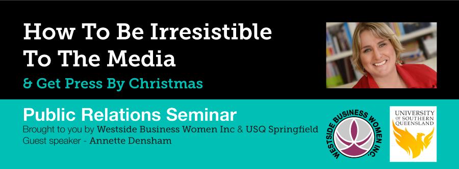 Public Relations Seminar USQ